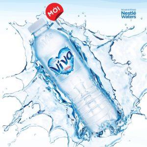 nước tinh khiết viva lavie 500ml